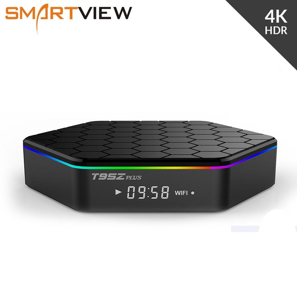 Smart TV BOX T95Z Plus Amlogic Octa-Core Cortex-A53 16//32GB Android Media Player