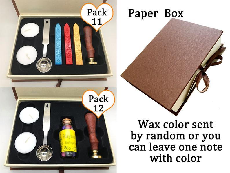LOVE TO INIFINITY Wax Seal Stamp  Wedding Invite  Birthday Party Invitation  Envelope Letter Seal  Starter Kit  Gift Box Set