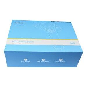 Image 5 - MLAY 500000 çekim fabrika ücretsiz kargo! MLAY IPL ev lazer pigmentasyon aparatı 3 lamba ile otomatik modu flash
