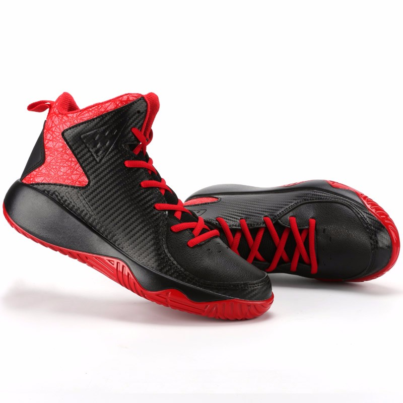 High Top Mens Shoes Casual Lace Up Breathable Trainers Spring Autumn Sport Black White Red Basket Shoes Outdoor Size 39-44 YD43 (22)