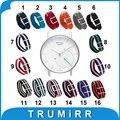 18mm Correa de Reloj de Nylon de Withings Activite/Acero Pop Tela Venda de reloj de Pulsera Deportivo Correa de LA OTAN Pulsera de Múltiples Colores + Herramienta