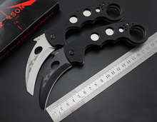 Free shipping high quality handmade hunting knives Fighting Claw Knife tactical survival camping tool