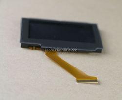Dla gra na nintendo Boy Advance SP GBA SP rocznej analizy wzrostu gospodarczego 001 ekran LCD AGS-001 przednie światła ekran jaśniejsze zwrócić uwagę