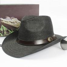 Unisex Women Men sun Trilby Hat  Wide Brim Straw  Cap One Size