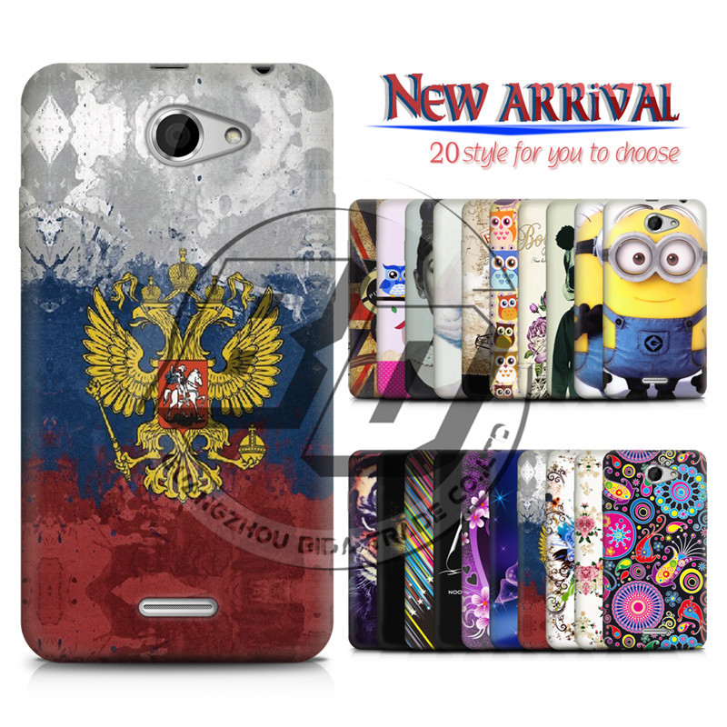 reputable site cbb86 05362 US $1.99 |Original Cartoon Cute Skin Girl Minion Printed TPU Gel Case For  HTC Desire 516 Back Cover For Desire 516 Soft Silicone Case+Gift-in Fitted  ...