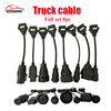 Lowest Price Truck Cables For Auto CDP Truck Full Sets 8 Piece Truck Cables Cdp Tcs