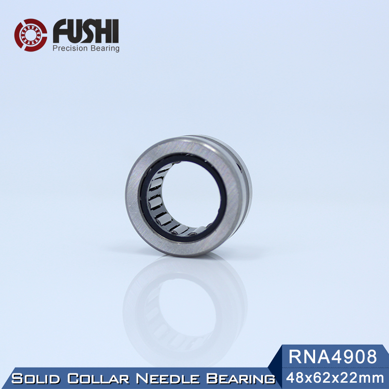 цены Bearing RNA4912 RNA4910 RNA49/32 RNA49/28 RNA4909 RNA4908 ( 1 PC ) Solid Collar Needle Roller Bearings Without Inner Ring