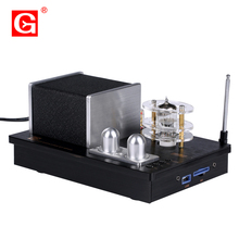 Bluetooth USB/AUX/SD HiFi Energy Amplifier tube digital tube preampifier 2.zero Speaker channel 22W Stereo encompass sound