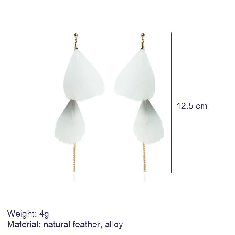 277d928cd3b0 ... de mujer elegante Regalo de Navidad Pendientes de gota Pendientes de  moda Pendientes de plata Pendientes vintage Pendientes de cobre de alta  calidad