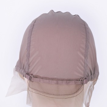 Lace Front Wig Cap For Wig Making Weave Elastic Hair Net Mesh Straps AdjustableLace Cap Making Wigs Accessory & Tools 4