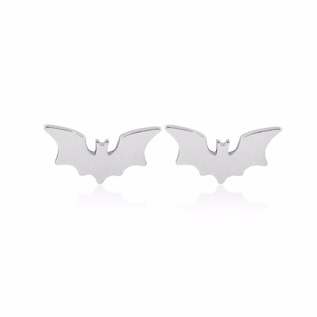 Batman Stud Earrings