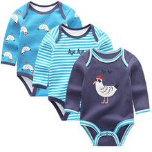 Baby Clothing Jumpsuits Romper Long Sleeve