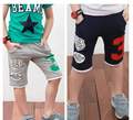 New Hot Children Shorts Summer Boys Casual Shorts Fit 2-7Yrs Kids Cotton Short Baby Clothing Retail Free Shipping