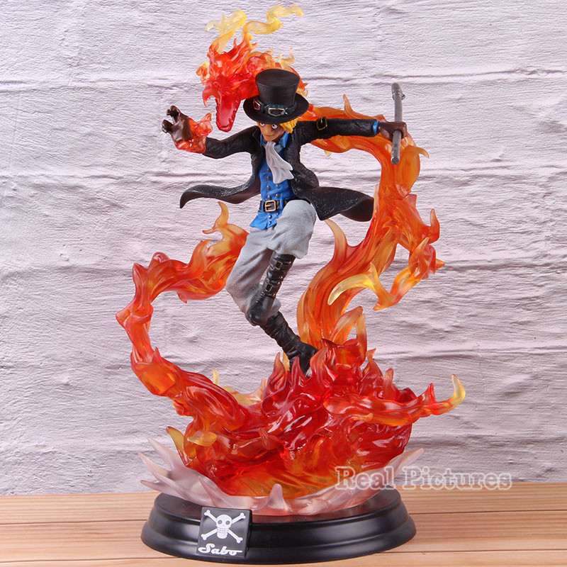 Anime One Piece Portrait.Of.Pirates Sabo Action Model Toy PVC Collectible P.O.P XL Figure Motion Ability StatueAnime One Piece Portrait.Of.Pirates Sabo Action Model Toy PVC Collectible P.O.P XL Figure Motion Ability Statue