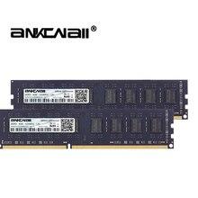DDR3 RAM 8Gb (2 قطعة x 4GB) أو 16GB(2 قطعة x 8GB) 1333MHz 1600MHz1866MHZ PC3 10600/12800 ل Intel ذاكرة عشوائيّة للحاسوب المكتبي DIMM 1.5V 240Pin