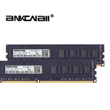 DDR3 RAM 8Gb (2pcs x 4GB) או 16GB(2pcs x 8GB) 1333MHz 1600MHz1866MHZ PC3 10600/12800 עבור אינטל שולחן העבודה זיכרון DIMM 1.5V 240Pin