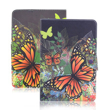 Kefo For Irbis TX76 7inch Stand PU Leather Tablet Case For Alcatel ONE TOUCH ONETOUCH POP 7S/TAB 7HD/TAB 7 Universal Bags+3gifts недорго, оригинальная цена