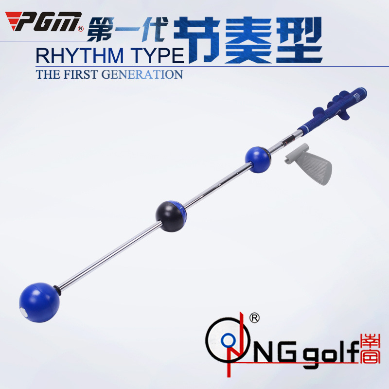 PGM011 Golf Swing Practice Club beginners golf clubs golf swing rod free shipping simulation mini golf course display toy set with golf club ball flag