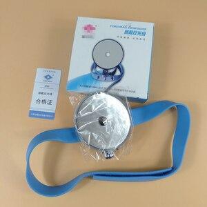 Image 2 - Refletor para médico 8mm visor de testa para otorrinolaringologia médicos estagiários estudantes frontal espelho especial para ent