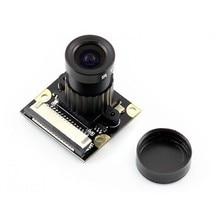 Cheap price Modules Raspberry Pi Camera F for all Version Model A+/B/B+/2 B/3 B Night Vision Camera Module Kit 1080p 5MP OV5647 Webcam Camer