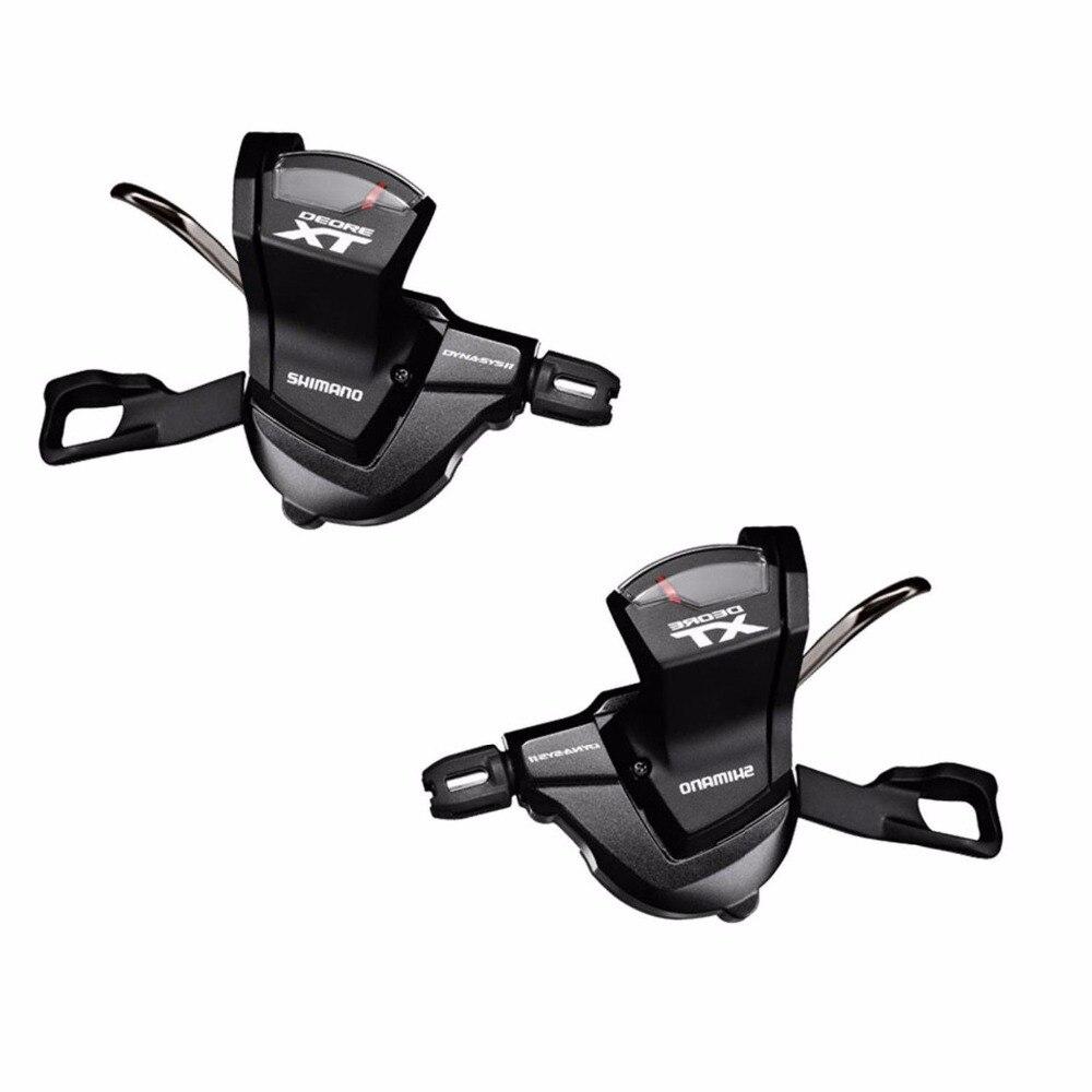 Shimano Deore XT M8000 SL-M8000 3x11 2x11 Vitesse Droit manette de vitesse levier de vitesses w/intérieure Câble 22 s 33 s manette de vitesse