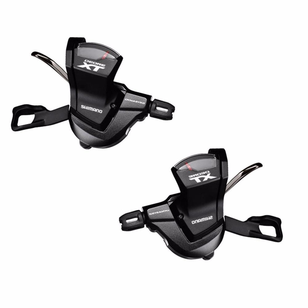 Shimano Deore XT M8000 SL-M8000 3x11 2x11 vitesse manette de vitesse droite levier de vitesse avec câble intérieur 22 s 33 s manette de vitesse