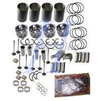 4D31 Überholung Rebuild Kit Für Mitsubishi Motor Fit Für Doosan DH450 Bagger-in Motor-Umbau-Kits aus Kraftfahrzeuge und Motorräder bei