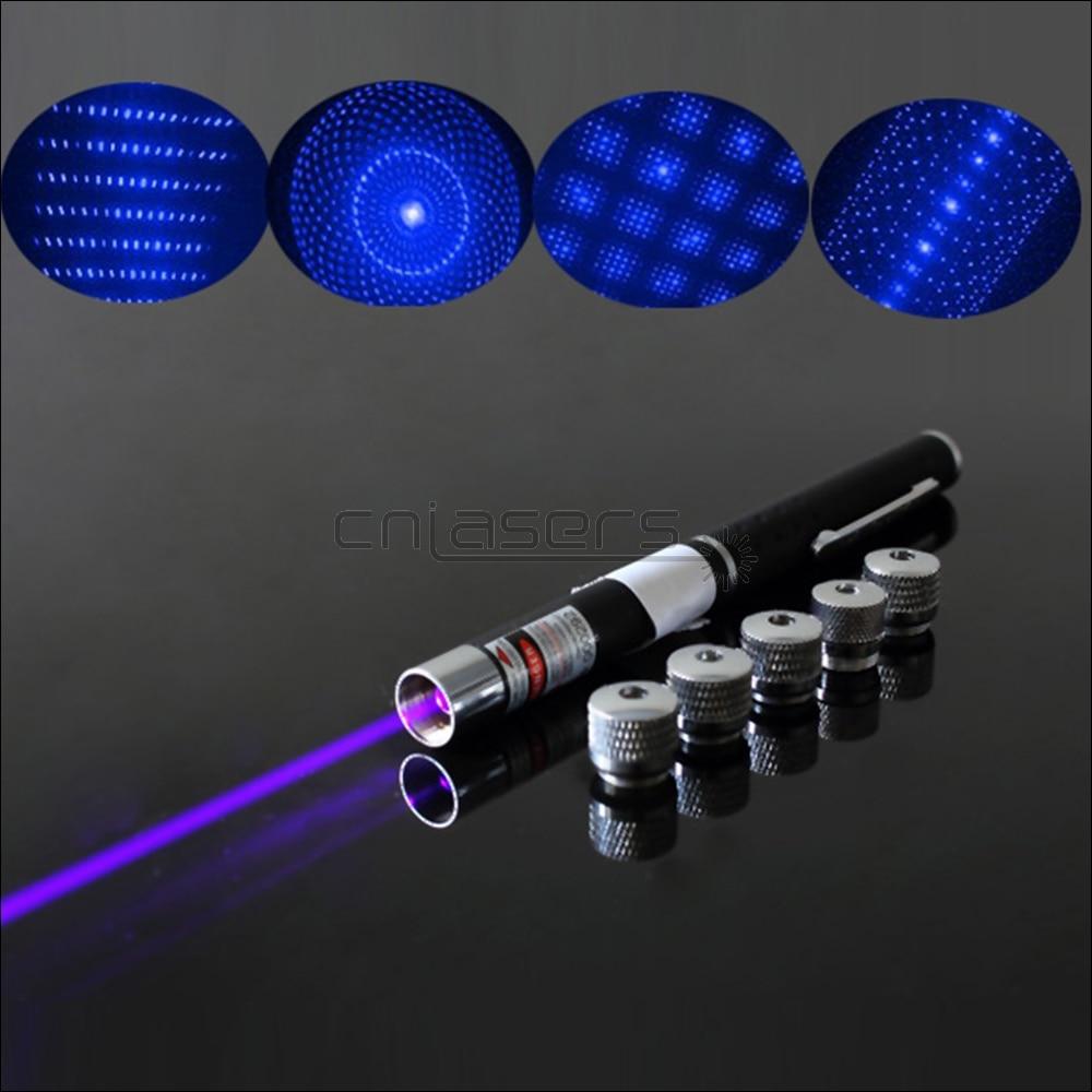 Purple Laser Pen 5 In 1-007
