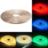 20M SMD3014 Waterproof LED Rope Lamp Party Indoor/Outdoor Strip Light Christmas desk Decor lamp tape For TV Background Lighting