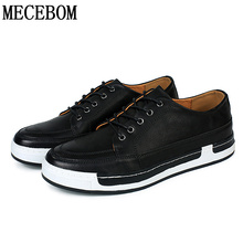 Men's new British style shoes fashion pu leather shoes women casual shoes Walking Super Light flats size 38-44