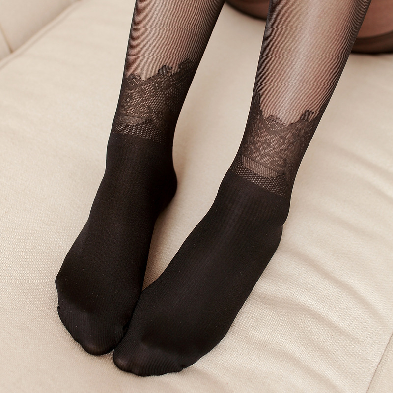Buy New Nylon Women Tights Summer Sexy Female Silk Stocking Fashion Tights Womem Pantyhose  Hosiery Black Pantyhose Collant Femme
