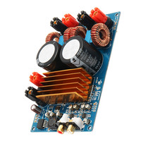 1PC New Arrival Class D TPA3255 MINI HIFI AUDIO Digital Amplifier Board 300W 300W DC50V Module