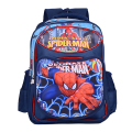 2016New Arrival 3D Boys School Bags Children Orthopedic Backpack Cartoons Pider-man Big Mochila Escolar Primary Students Satchel