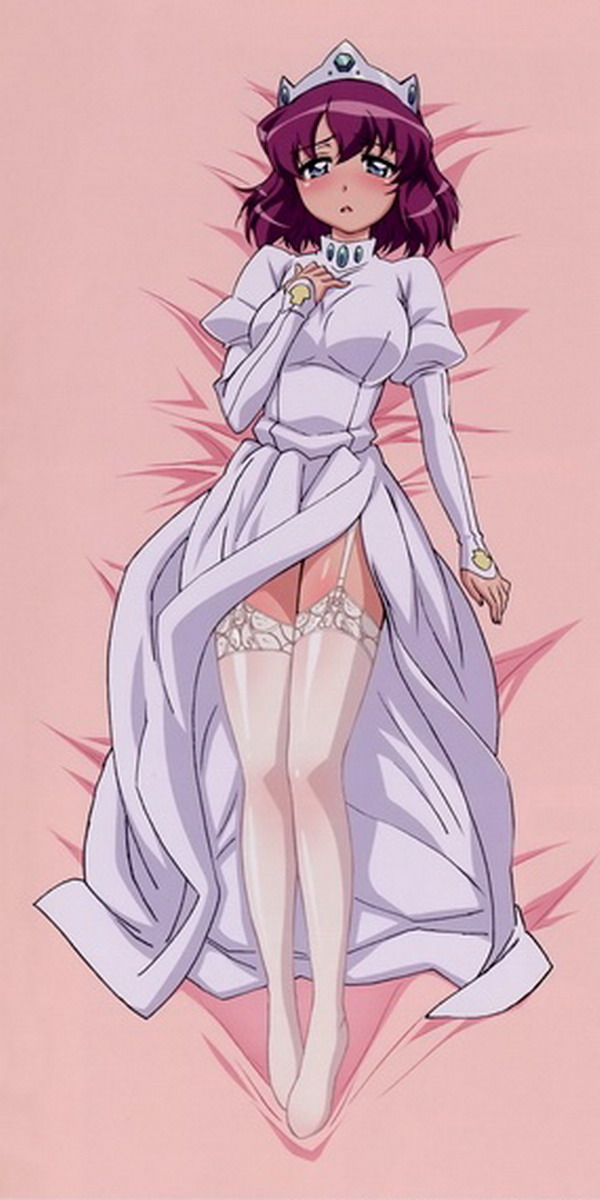 The Familiar Of Zero Anime Henrietta 105*210CM Single-side Bedsheet #35926 image