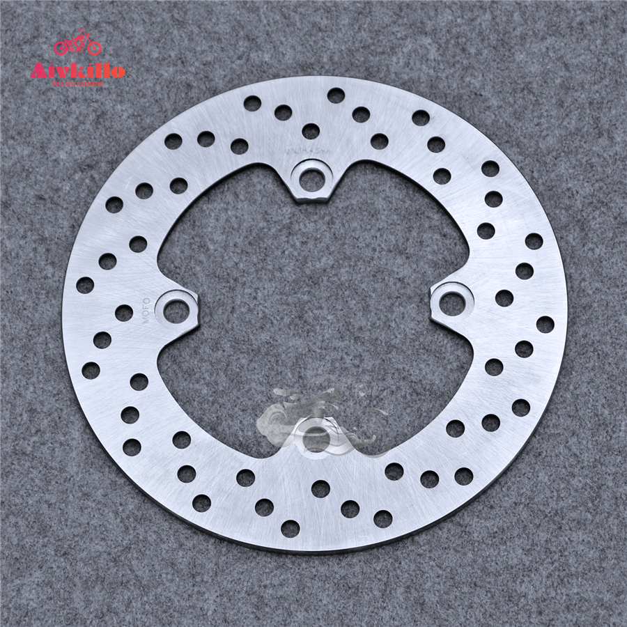 Rear <font><b>Brake</b></font> <font><b>Disc</b></font> Rotor For <font><b>Kawasaki</b></font> <font><b>Z750</b></font> 04-06 & Z750S 2005-2007 & Z1000 2003-2006 ZR1000 Motorcycle image