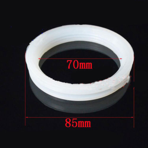 10pcs 70mm inner diameter solar silicone silica gel seal washer o ring gasket  цены