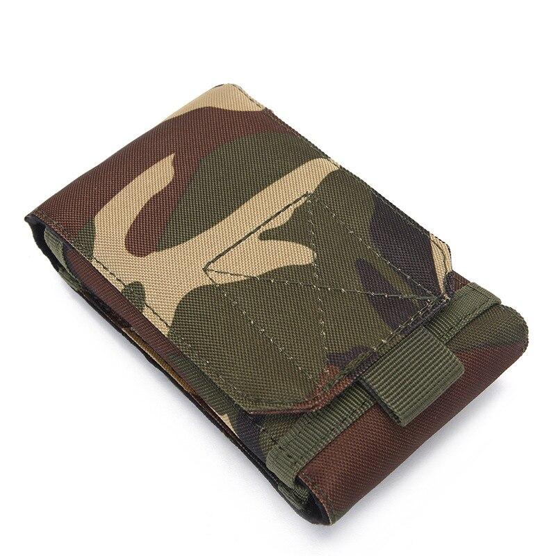 Waterproof Outdoor Camouflage Waist Bag Suitable for Outdoor Sport Activity 5