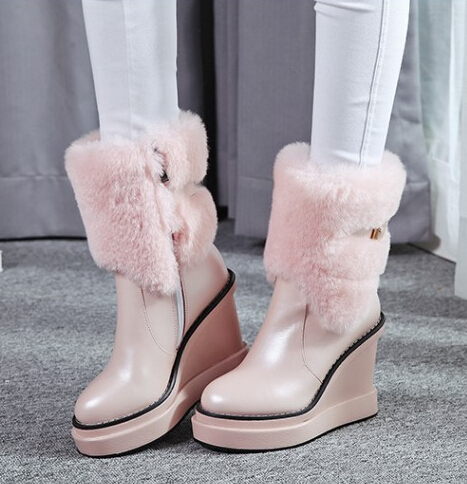 Hot Pink Combat Boots Promotion-Shop for Promotional Hot Pink ...