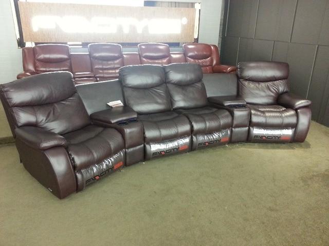 Divano Reclinabile 4 Posti : Soggiorno divano reclinabile divano divano reclinabile in vera