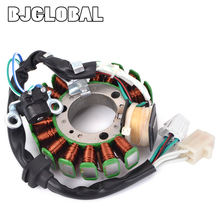 Motorcycle Magneto Stator Coil Generator For Yamaha YP125 YP125E YP125R MAJESTY 125 YP150 YP180 150 180 DT150 Moped
