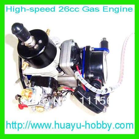 26cc salut - vitesse RC bateau moteur à essence