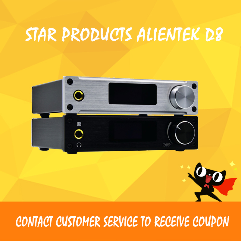 XMOS ALIENTEK D8 80W*2 Mini Hifi Stereo Audio Digital Power Amplifier Coaxial/Optical/USB DAC Class d Amplifier+Power Supply бриджи balatt бриджи