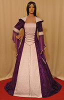 Medieval Handfasting Renaissance Dress