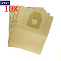 Free Post 10 PCS Lot Vacuum Cleaner Bags C 11 Paper Dust Bag Replacement For Panasonic