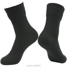 RANDY SUN chaussettes étanches et respirantes Non en cuir, chaussettes wudhu, religieuses et de baptême de plein air certifiées SGS, collection 100%