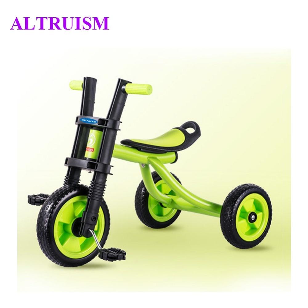 Regalo Bicicleta niño bebé bicicleta triciclo deriva juguete ...