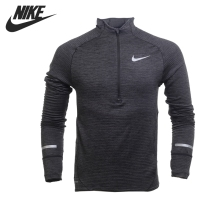 Original New Arrival 2017 NIKE ELEMENT SPHERE HZ Men's Pullover Jerseys Sportswear