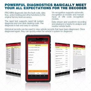 Image 3 - Lançamento x431 pro prós mini obd2 diagnóstico wifi bluetooth obdii scanner diagnóstico ecu codificação ferramentas automotivas como lançamento x431 v +