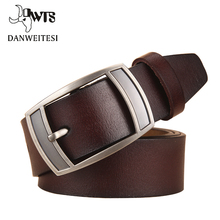 [DWTS]2017 good quality cow genuine luxury leather men belts