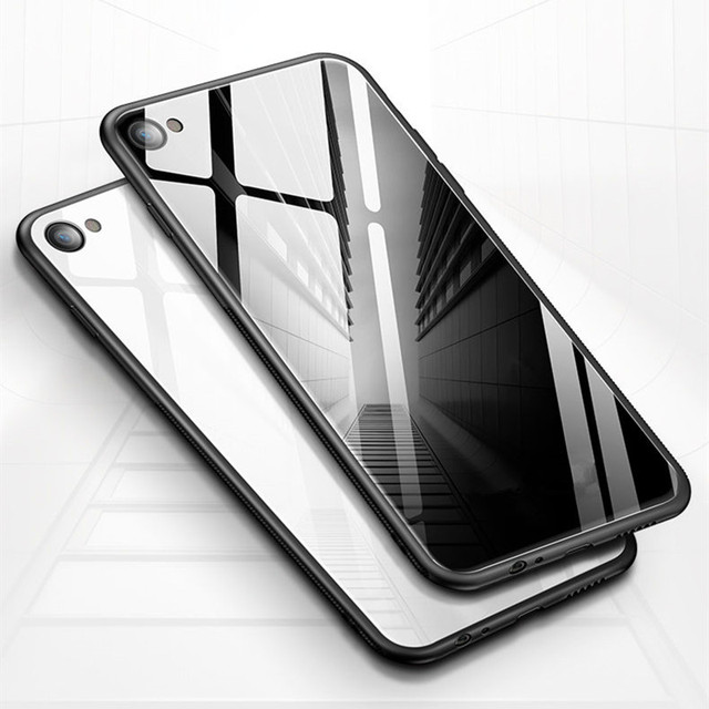 US $3 15 21% OFF|A83 Case For OPPO A83 Tempered Glass Protected Case For  Coque OPPO A83 A 83 5 7